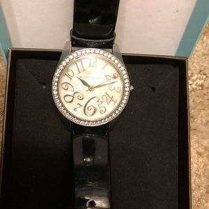 Betsy Johnson women's watch